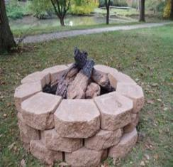 outdoor fire effects repair maintenance